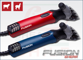 Esquiladora Fusion